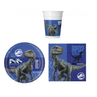 Kit 16 persone Jurassic World