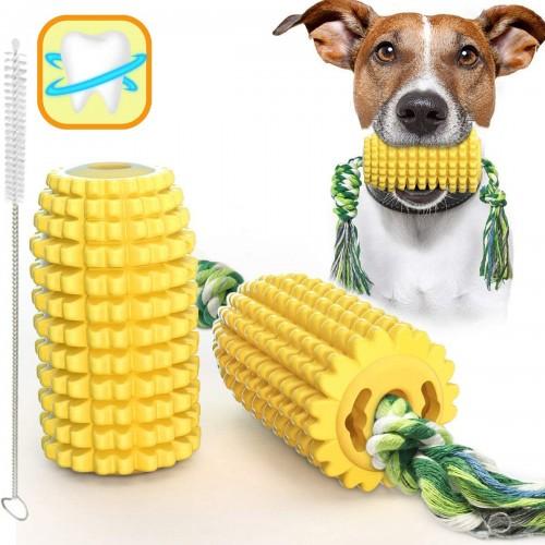 Giocattolo per Cani da masticare a forma di pannocchia di mais