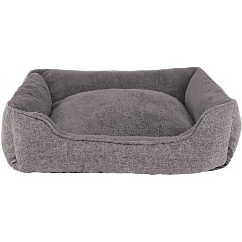 Lettino per cani, cuscino cuccia da 75 x 60 cm, sfoderabile