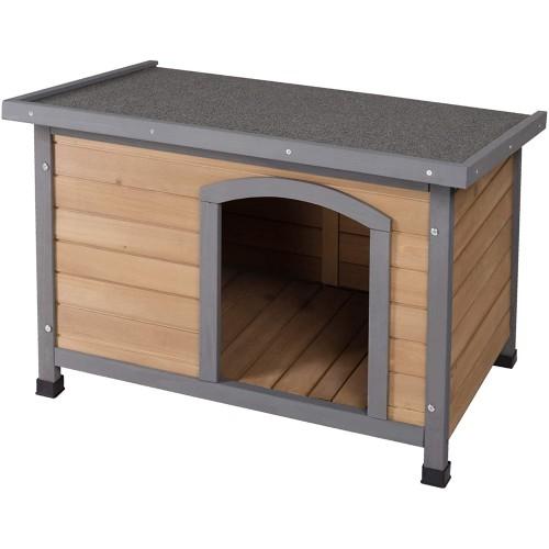 Cuccia per cani da esterno, piccola e media taglia