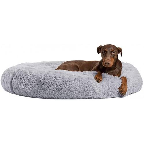Cuscino a forma di ciambella per cani, lettino morbido per animali