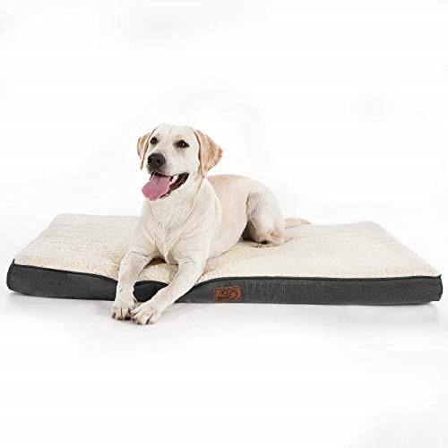 Cuscino per cani grandi da casa, materassino sfoderabile