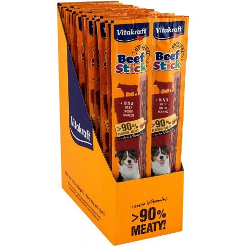 Snack per cani carne bovina - Vitakraft, 50 pezzi da 12 gr