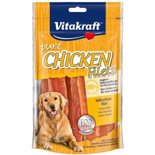 Snacks di pollo 80 gr per cani - Vitakraft