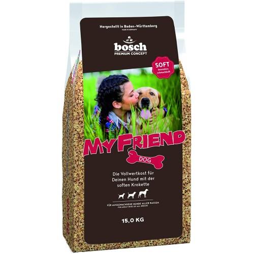 Crocchette per cani integrali - Bosch My Friend Soft, da 15 Kg