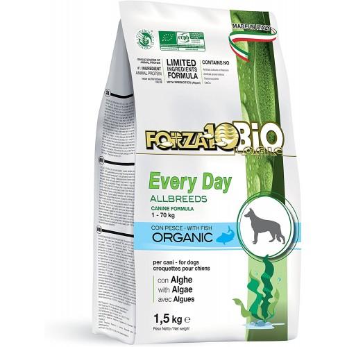 Crocchette di pesce per cani - Forza 10 bio, conf. da 1,5 Kg