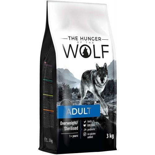 Cibo secco per cani adulti - The Hunger of The Wolf da 3kg