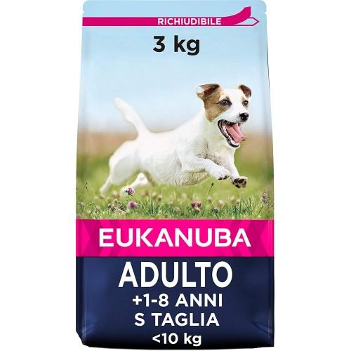 Crocchette per cani adulti con Pollo Fresco, 3 kg - Eukanuba