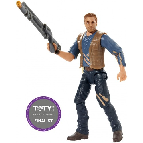Action figure Owen di Jurassic World
