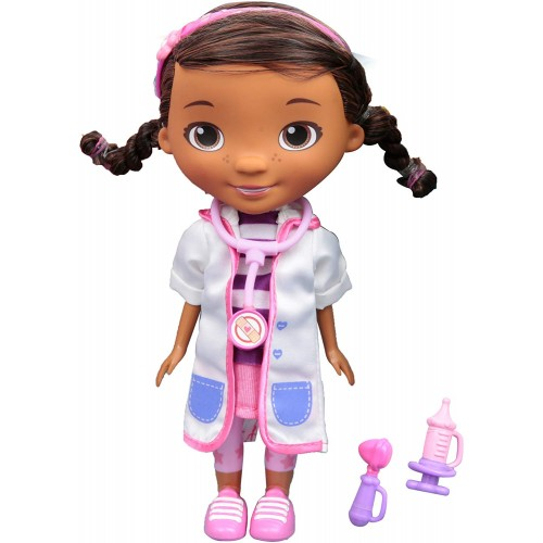 Bambola Dottoressa Peluche