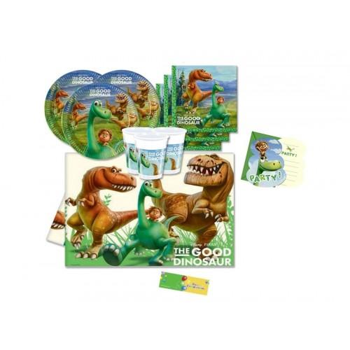 Kit per 24 persone The Good Dinosaur - Il Viaggio di Arlo