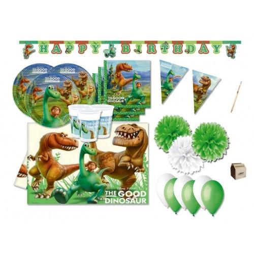 Kit 32 persone Il Viaggio di Arlo -  The Good Dinosaur per feste