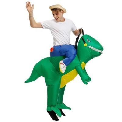 Costume con gonfiabile The Good Dinosaur