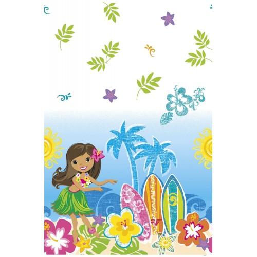 Tovaglia Hawaiana in PVC, per feste e party sulla spiaggia