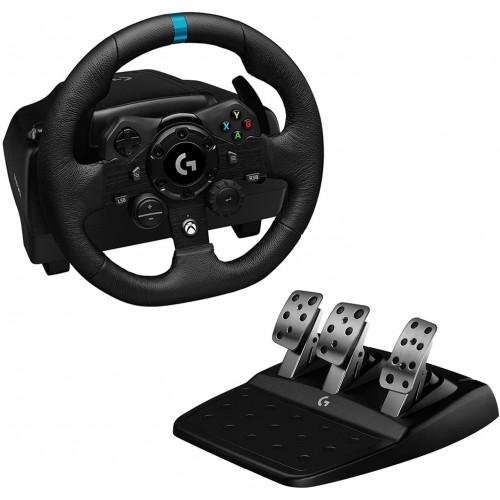 Volante da Corsa e Pedali per Xbox X, S e One e PC - Logitech