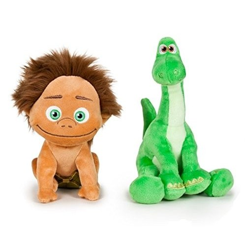 2 Peluches The Good Dinosaur Il viaggio di Arlo