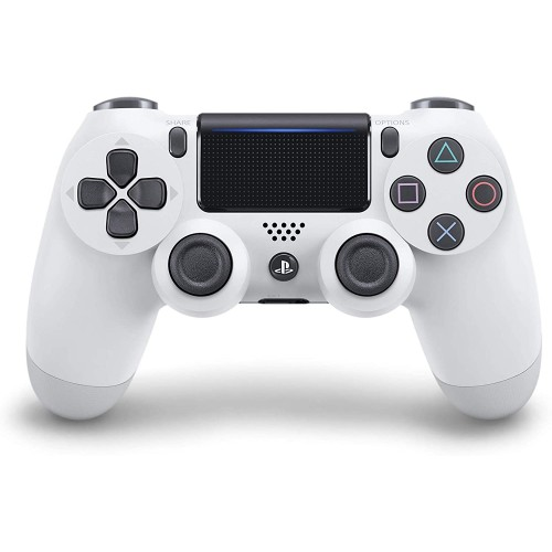 Controller Dualshock 4 Wireless V2, bianco, per PS4, Sony
