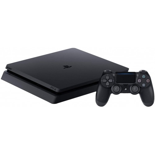 PS4, Play Station 4 da 500 Gb classica nera, console Sony