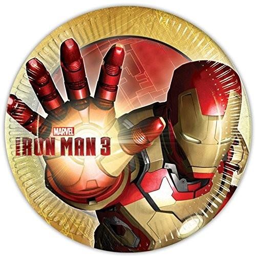 Piatti Iron Man 3