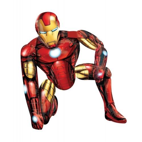 Pallone gigante Iron Man