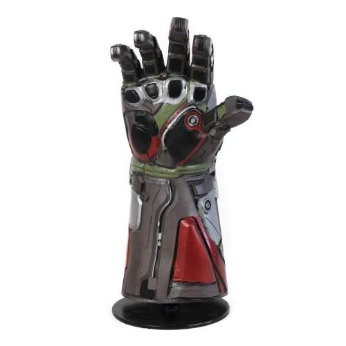 hcoser Endgame Iron Man Infinito Guanto Latex Guanti Cosplay Festa Carnevale per Adulto