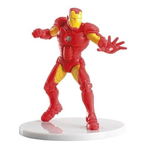 Statuina per torta Iron Man