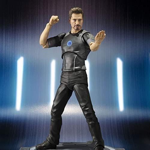 Marvel Avengers 6 Pollici Iron Man Action Figures Giocattoli - Tony Stark Marvel Toys -Joint Movable Marvel Infinity War Figu