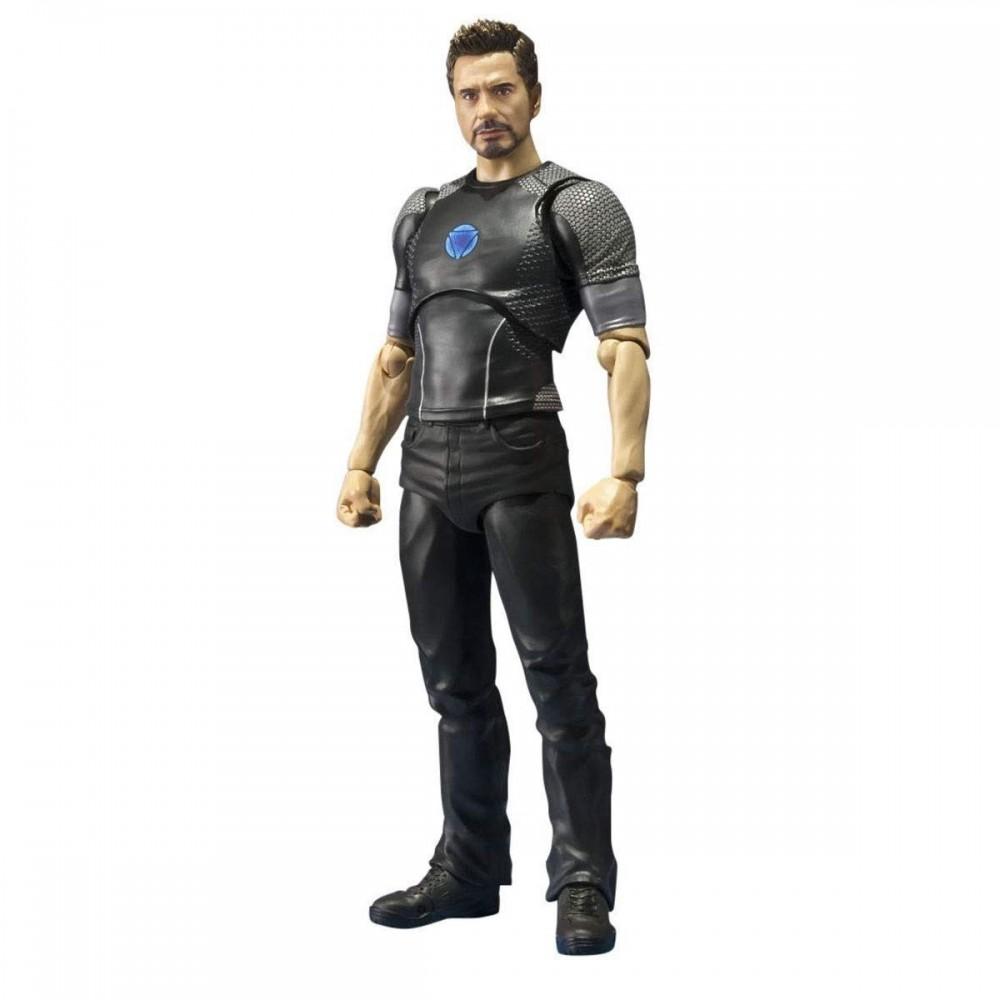 Action Figures Tony Stark Marvel