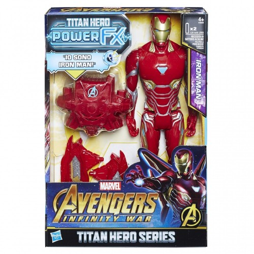 Action figures Iron Man Titan Hero