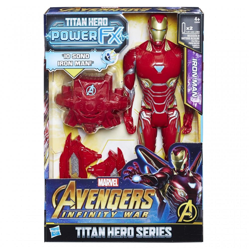 Action figures Iron Man Titan Hero