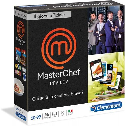 Gioco ufficiale MasterChef - Clementoni, idea regalo