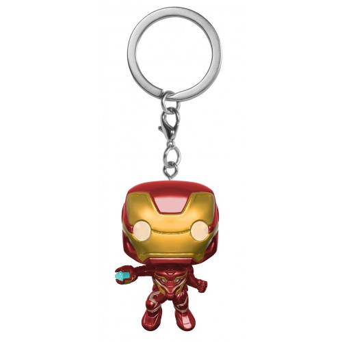 Portachiavi Iron Man Funko POP!