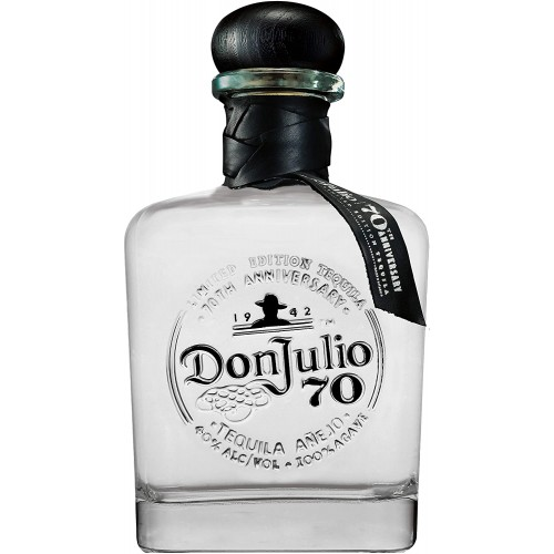 Tequila Don Julio 70 Anejo, bottiglia da 700 ml, Premium tequila