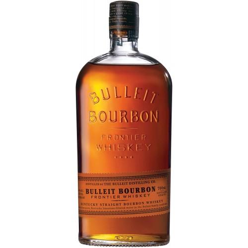 Bulleit Bourbon Frontier Whiskey americano bottiglia da 700 ml