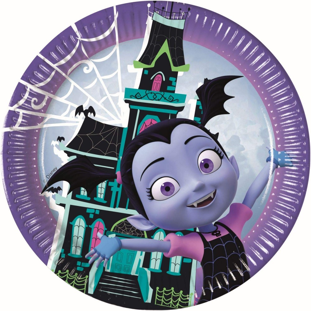 Piatti compleanno Vampirina