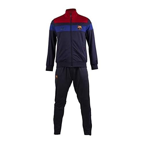 Tuta F.C Barcelona, colore Blu Navy , prodotto ufficiale