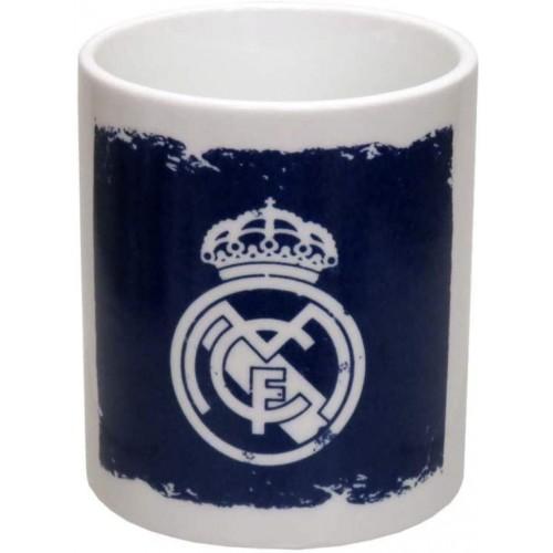 Tazza F.C Real Madrid in ceramica, idea regalo