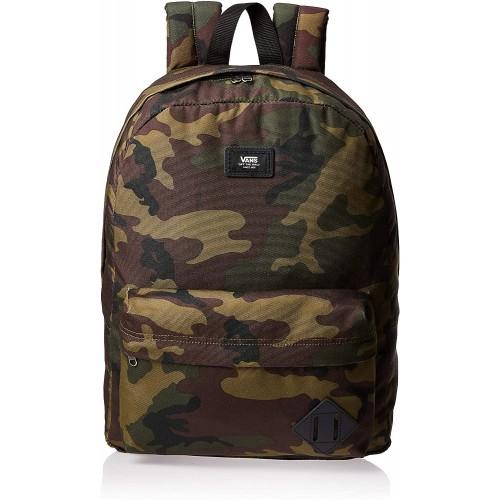 Zaino stile militare Vans, camuflage, unisex, Camo Old Skool III