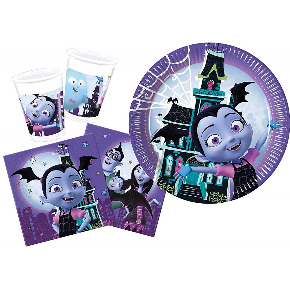 Kit compleanno Vampirina 8 persone