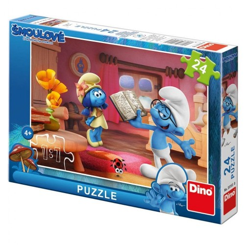 Puzzle dei Puffi