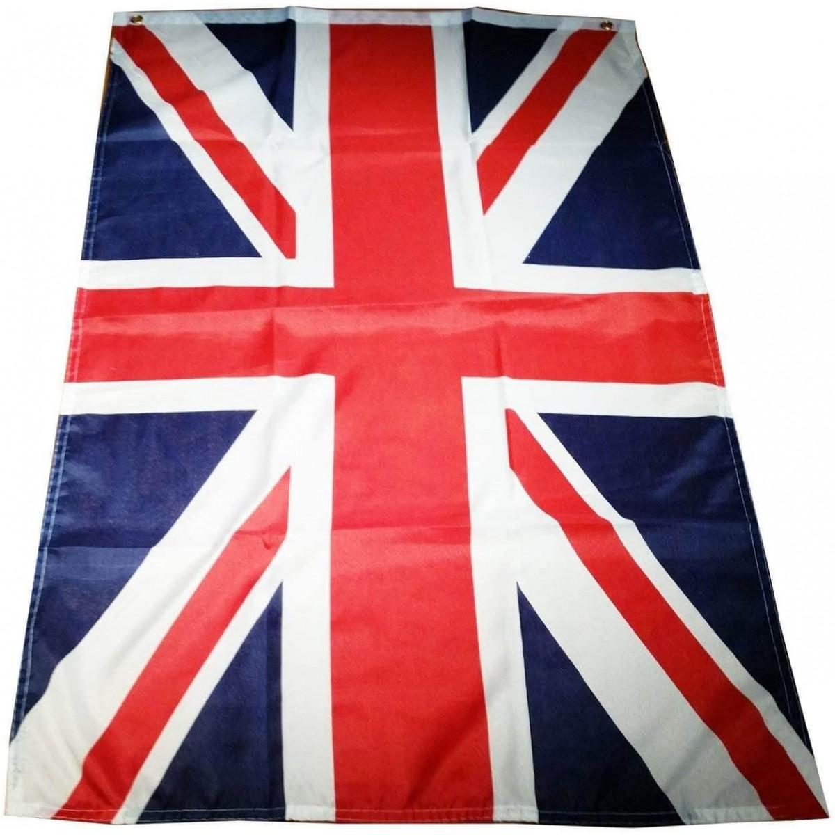 Bandiera Inglese - Gran Bretagna da 60,96 x 91,44 Cm