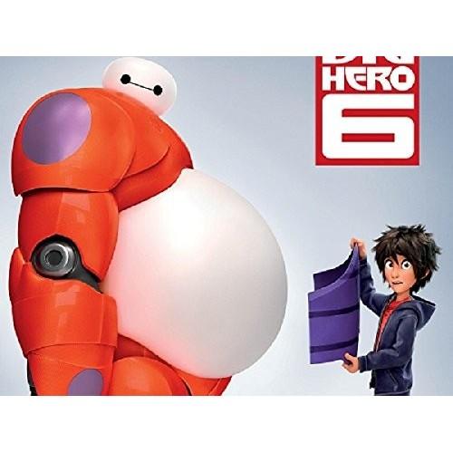 Cialda in ostia Big Hero 6