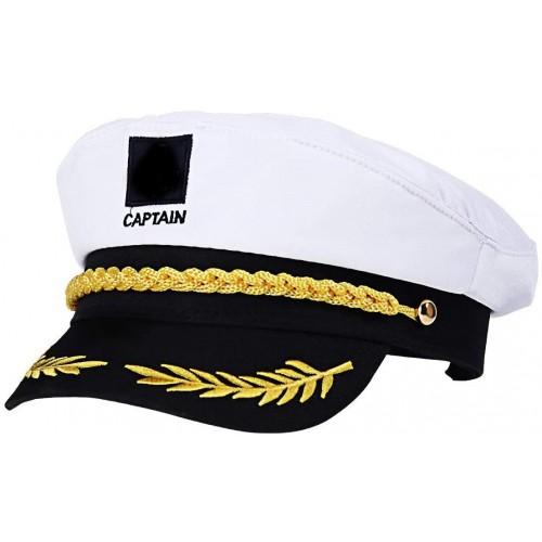 Cappello da Capitano della Marina Militare, per travestimenti