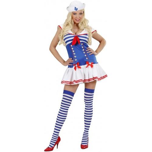 Vestito da marinaio per donne