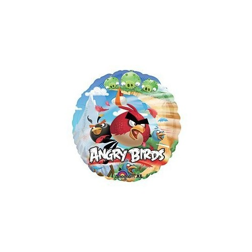 Foil Angry Birds