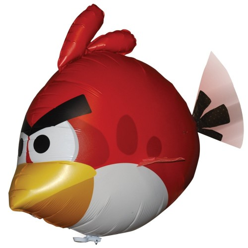 Supershape Angry Birds