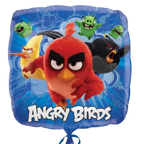 Palloncino quadrato Angry Birds