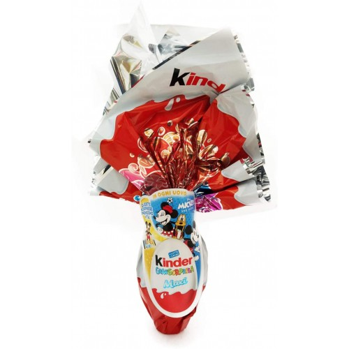 Uovo di pasqua Topolino - Kinder Gran Sorpresa, da 220 gr