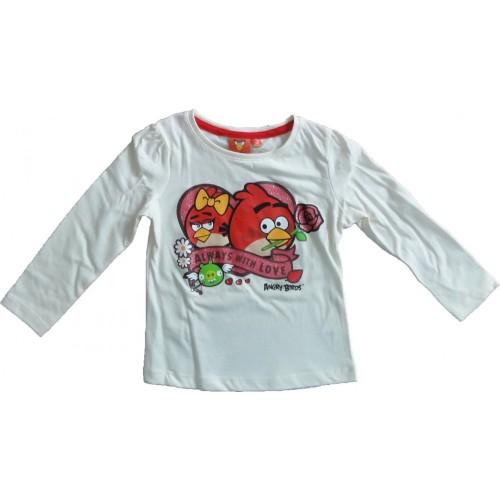 Maglietta a maniche lunghe Angry Birds