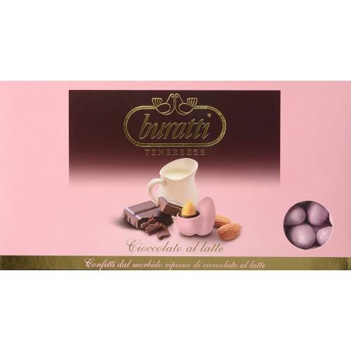 Confetti rosa alla mandorla, Tenerezze Buratti , da 1 kg